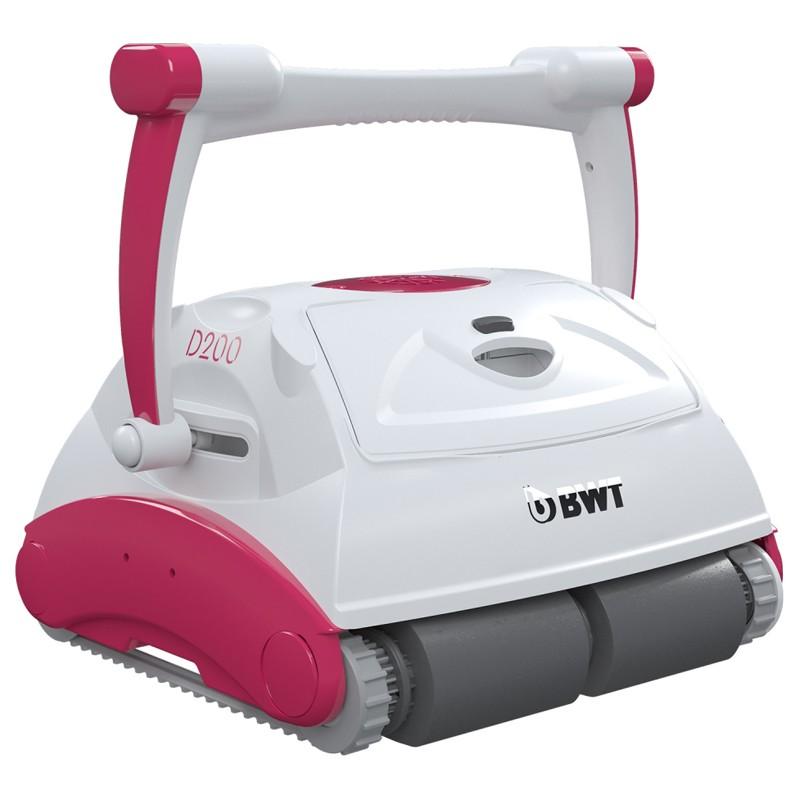 BWT D200 Havuz dip ve yan duvar ve yüzeyleri temizleyici vakum robotu